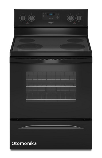 Whirlpool Glass top Stove Replacement Parts 4 8 Cu Ft Freestanding Electric Range with Flexheat™ Dual Radiant