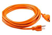 10-gauge Extra-heavy-duty Extension Cord Ge 25 Foot Extension Cord Heavy Duty 16awg Indoor Outdoor Use